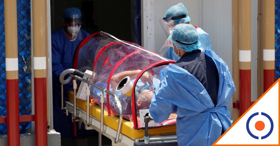 """#Covid-19: """"Obrador miente, sí estamos rebasados"""", enfermera le dice sus verdades"""