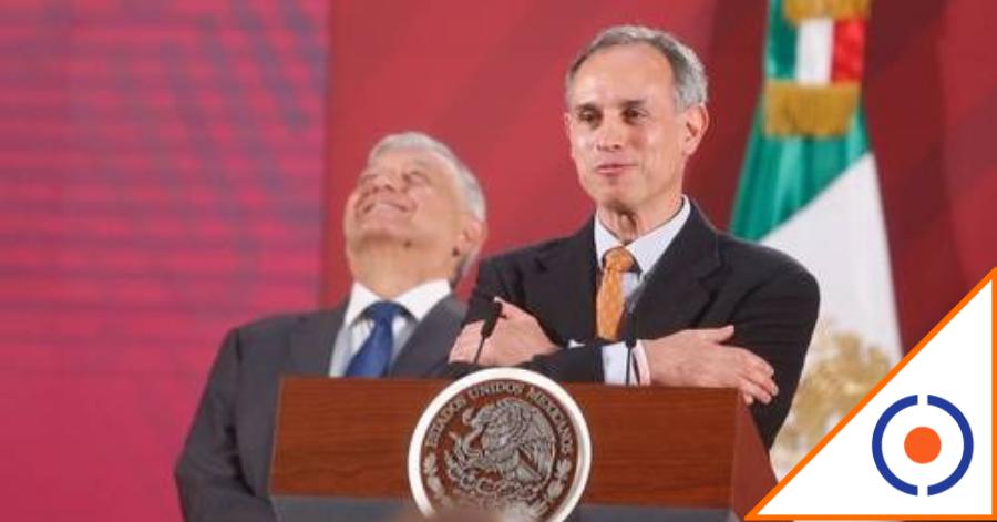 #Incongruente: Justifica Obrador vacaciones de Gatell… dice ha trabajado mucho