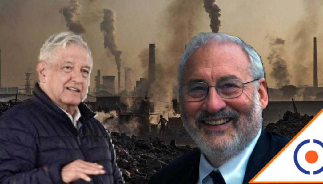 #OMG: Nobel de Economía dice que MX está mal, no debe depender de modelos pasados