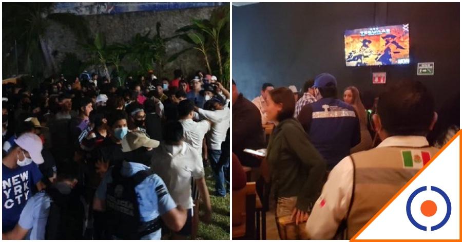 #Covid19: En Torreón se armaron 180 fiestas el fin de semana… Ya están en rojo
