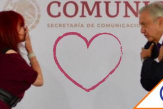 #SinÉtica: Layda Sansores alaba a Obrador y Morena le da candidatura por Campeche