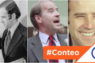 #Conteo: 7 cosas que no sabías de la carrera política y familiar de Joe Biden
