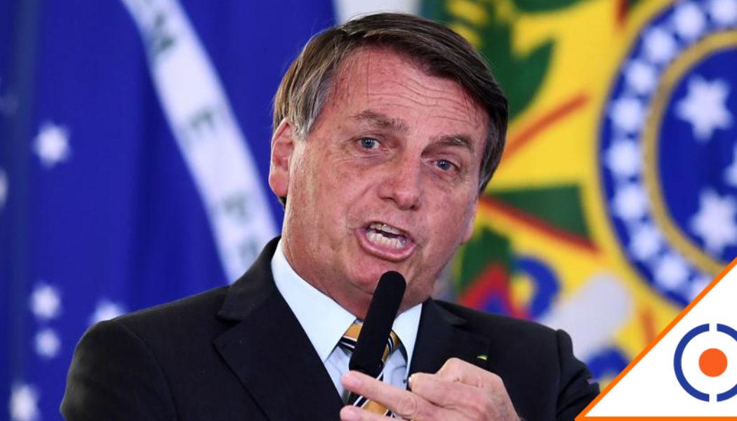 """#WTF: Bolsonaro, amigo de Obrador, llamó """"maricas"""" a los brasileños… ¡Terrible!"""