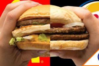 #Paro: Burger King pide que le compres a Mc Donald´s… Juntos contra la crisis