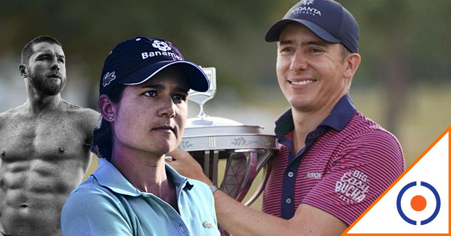#AHuevo: México festeja triunfo de Carlos Ortiz en torneo de PGA… ¡Histórico!