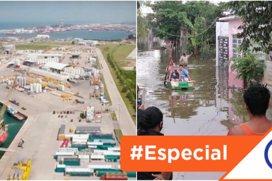 #Especial: López Obrador inundó a pobres por salvar su mayor capricho: Dos Bocas