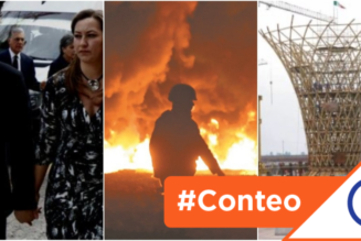#Conteo: 10 sucesos que han marcado al gobierno de López Obrador en dos años