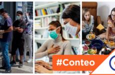 #Conteo: 5 errores comunes que piensa la gente sobre la exposición al Covid-19
