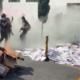 #CDMX: Encapsulan a manifestantes tras protestas por feminicidio de Alexis