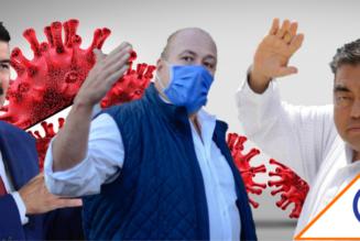 #Covid19: Chihuahua, Puebla y Jalisco otra vez en alerta sanitaria; paran labores