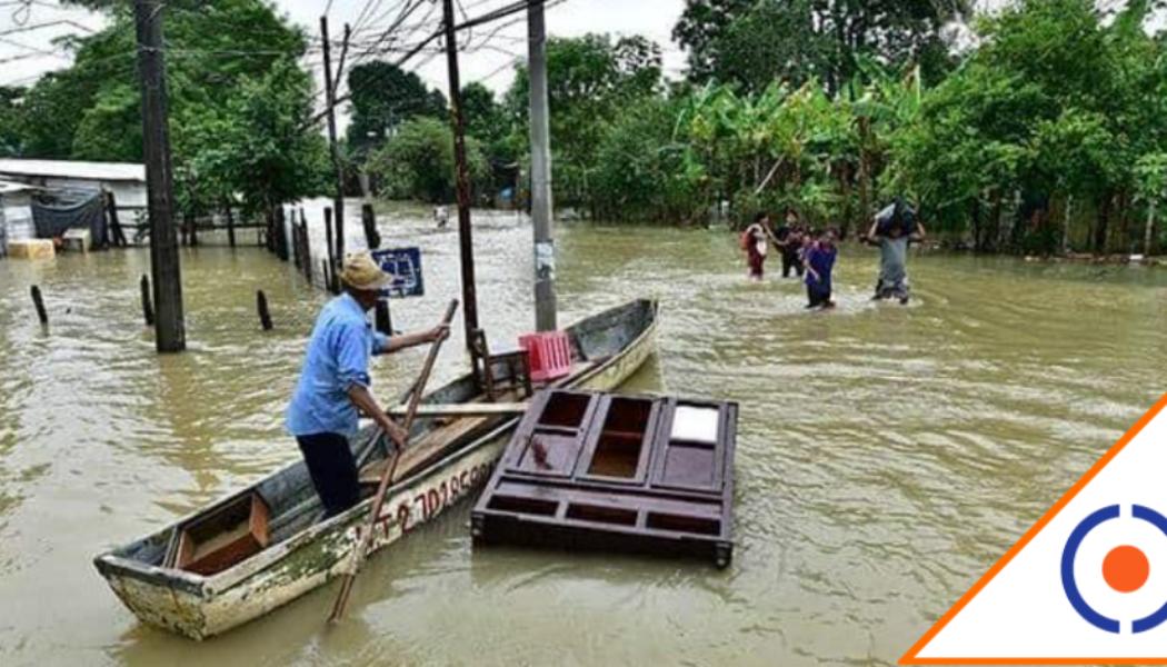 #Tragedia: Más de 184 mil damnificados y 27 muertos por inundaciones y deslaves