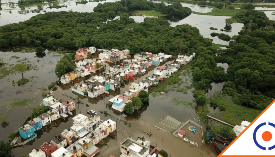 #Negligencia: Responsables de inundaciones en Tabasco, ahora construyen Tren Maya