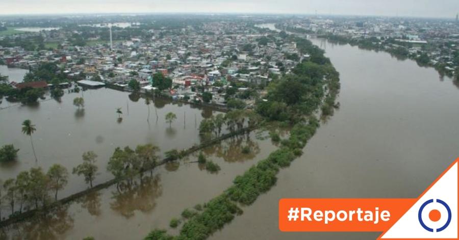 #Reportaje: Mal manejo de  presas generó mayores daños en Tabasco