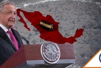#SinPalabra: Vence plazo de 1 año que Obrador pidió para terminar con violencia