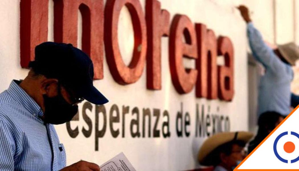 #Aprovechados: Descubren centro irregular de Morena en oficinas gubernamentales