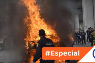 #SOS: Muertes, drogas y atentados, rebasan la estrategia contra el narco en CDMX