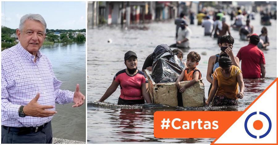 #CartasDeUnCiudadano: Tabasco… crónica de una tragedia ambiental anunciada