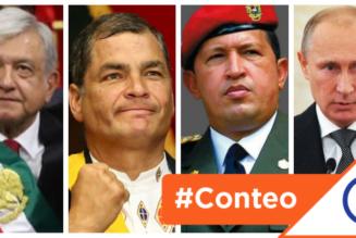 #Conteo: 10 líderes mundiales que son populistas y su plan es mantener el poder