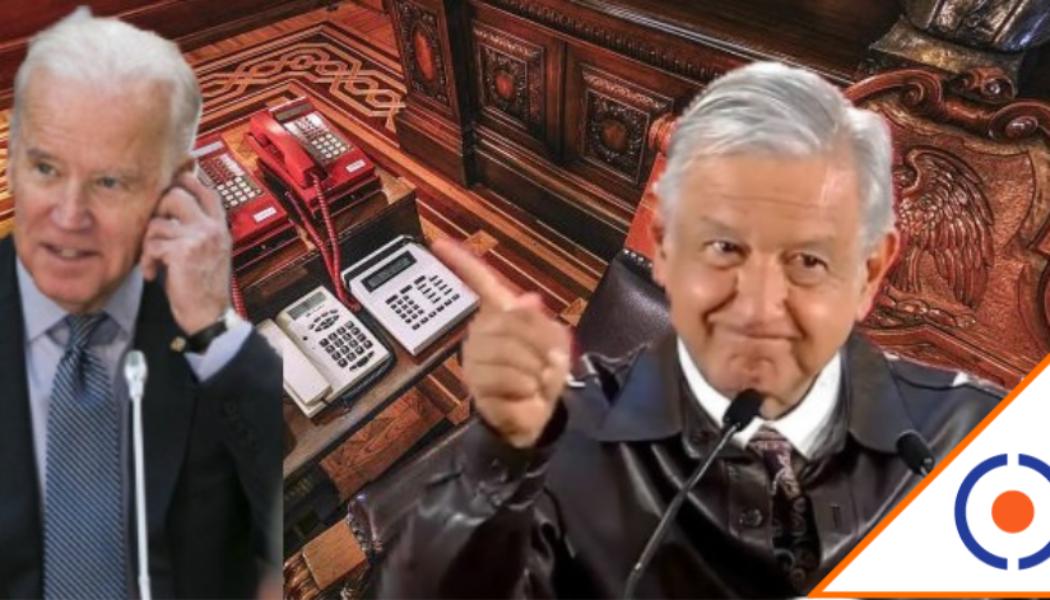 #WTF: Biden buscó a Obrador para una llamada telefónica… y se volvió a negar