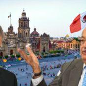 """#EnLosMedios: """"Carlos Slim, ausente y molesto""""… con decisiones de López Obrador"""