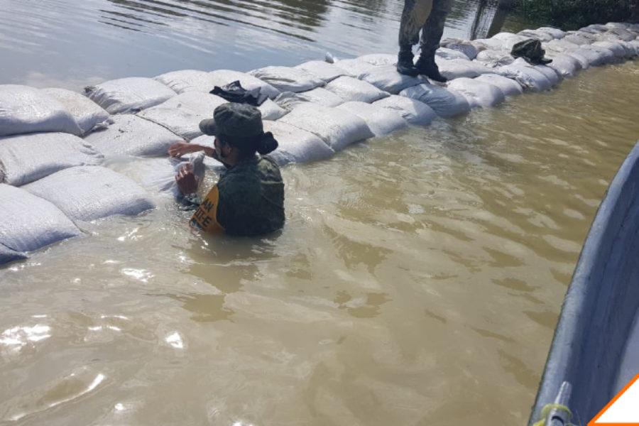 #Crisis: Denuncian que apoyos no llegan en Tabasco, lluvias dejan más daños