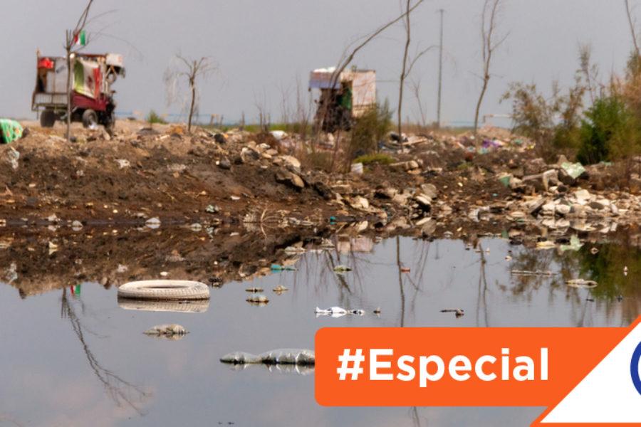 #Especial: 55.4% del agua del país tiene residuos fecales