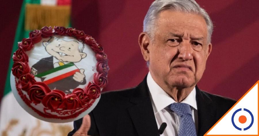 #FelizCumpleañosAMLO: Las redes le pusieron una memiza a López Obrador… épica