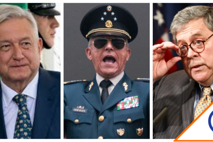#CapoPorCapo: Obrador promete cazar a narco de fentanilo a cambio de Cienfuegos