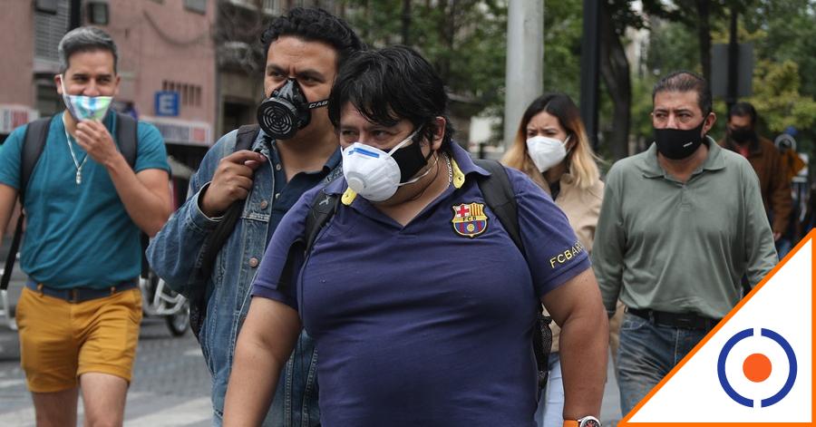 #Covid19: Suman otras 12 colonias en la CDMX con alerta de alto contagio