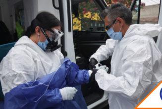 #Covid19: Casi 12 mil contagios y 718 muertos en el último reporte