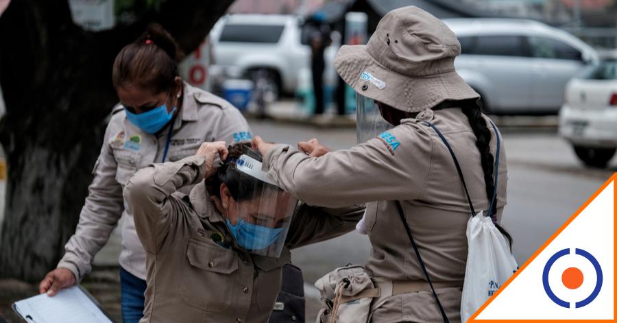 #Covid19: Defunciones en México por llegar a las 120 mil