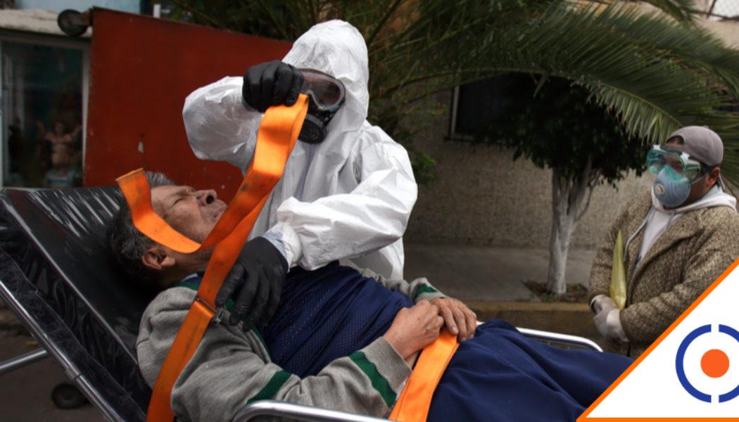 #Covid19: México ya es el segundo país con más muertes en América