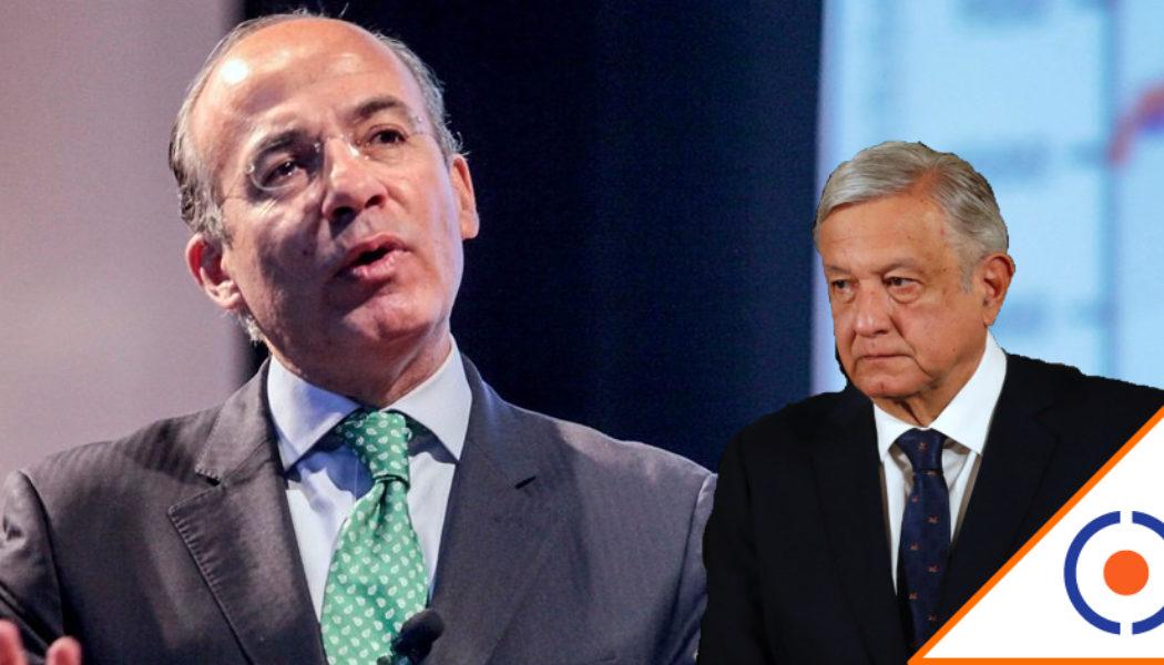 #Tuitazo: Calderón revienta a Obrador y esposa por beca en el Conacyt