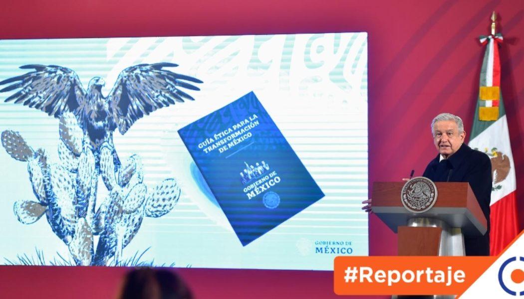 #Reportaje: Civismo, la apuesta de AMLO para resolver los males del país