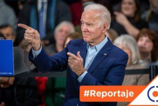 #Reportaje: La unidad dentro y fuera de EEUU: el reto de Biden