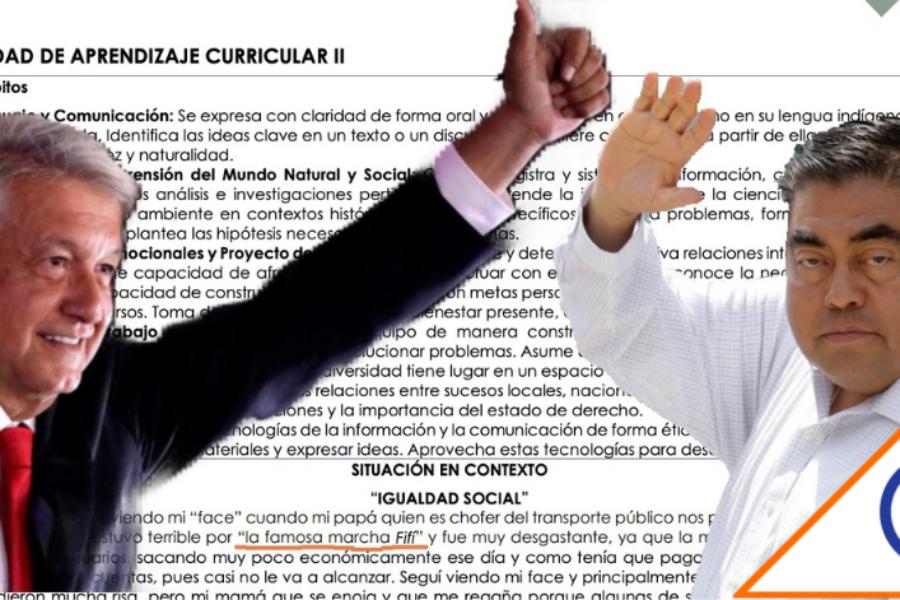 #SEP: Gobierno divide más a México, agrega 'chairos' y 'fifis' en libros de texto