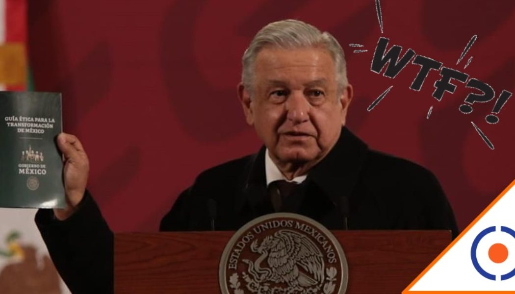 #Viral: Surge #ÉticaDeCuarta… Las redes destrozan documento de Obrador