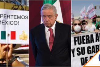 #Hartos: Obrador se queda solo… Seguidores se bajan del barco