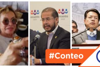 #Conteo: 6 partidos que dieron la espalda a la agenda ciudadana de Sí Por México