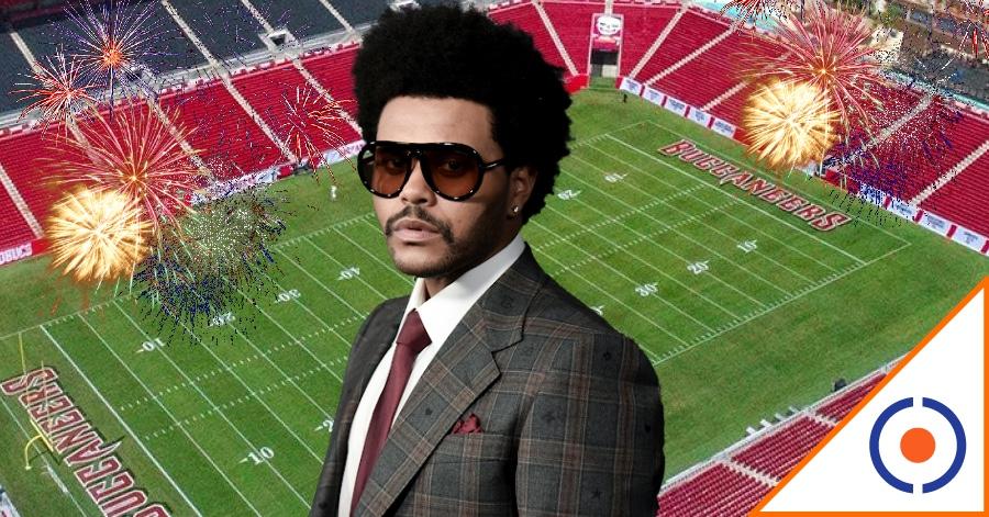 #Palomazo: The Weeknd dará el show de medio tiempo en el Super Bowl LV