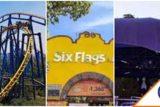 #Negligencia: Joven sale volando de juego en Six Flags… intervino la Fiscalía