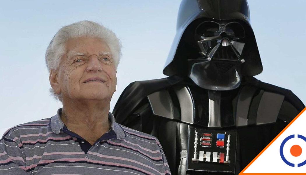 #Luto: Fallece el primer Darth Vader de Star Wars… Luke, soy tu padre