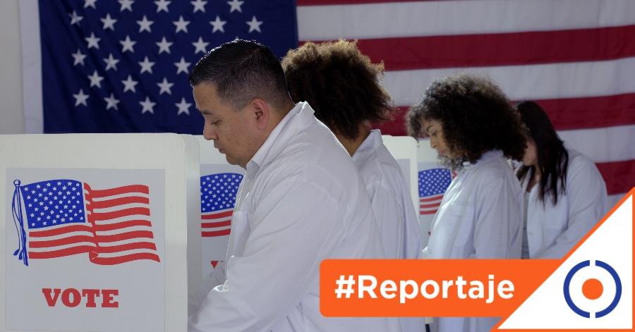 #Reportaje: Trump vs. Biden y la división del voto latino