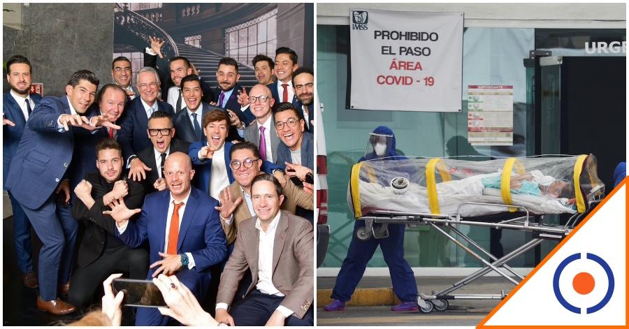 #CovidLand: Salinas Pliego arma fiesta con talento… Ocupación al 70% en la CDMX