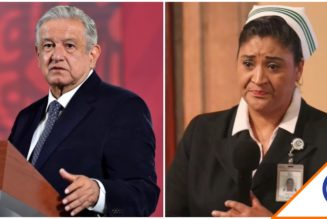 """#IMSS: Jefa de enfermeras desmiente a Obrador… """"estamos al borde del colapso"""""""