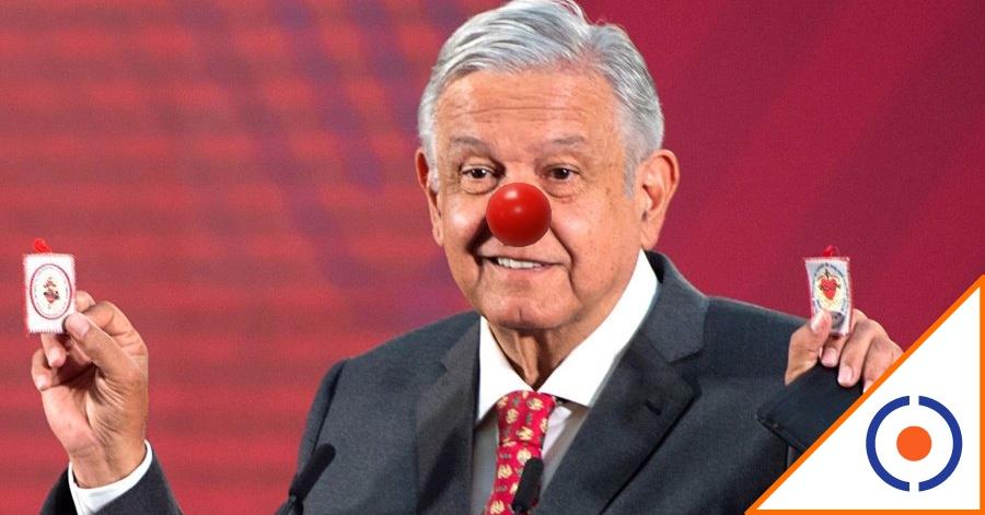 #Cínico: Por meses Obrador pidió que salieras… Ahora dice que te quedes en casa