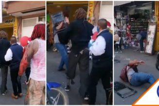 #Covid19: A sillazos 'obligan' a la gente a utilizar el cubrebocas en Guanajuato