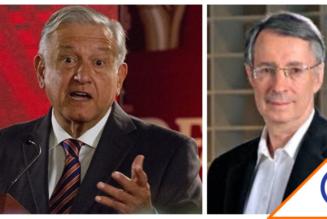 """#Insulto: Obrador enfrenta Covid-19 en un México """"dividido"""" que él ocasionó: Crespo"""