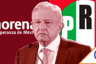 """#EnLosMedios: """"No tienen idea""""… con Obrador de regreso a la época de oro del PRI"""