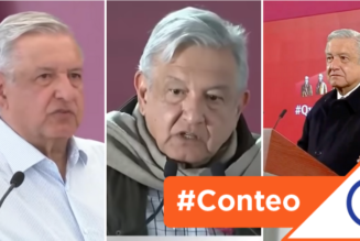 #Conteo: 5 frases de Andrés Manuel López Obrador que marcaron el 2020